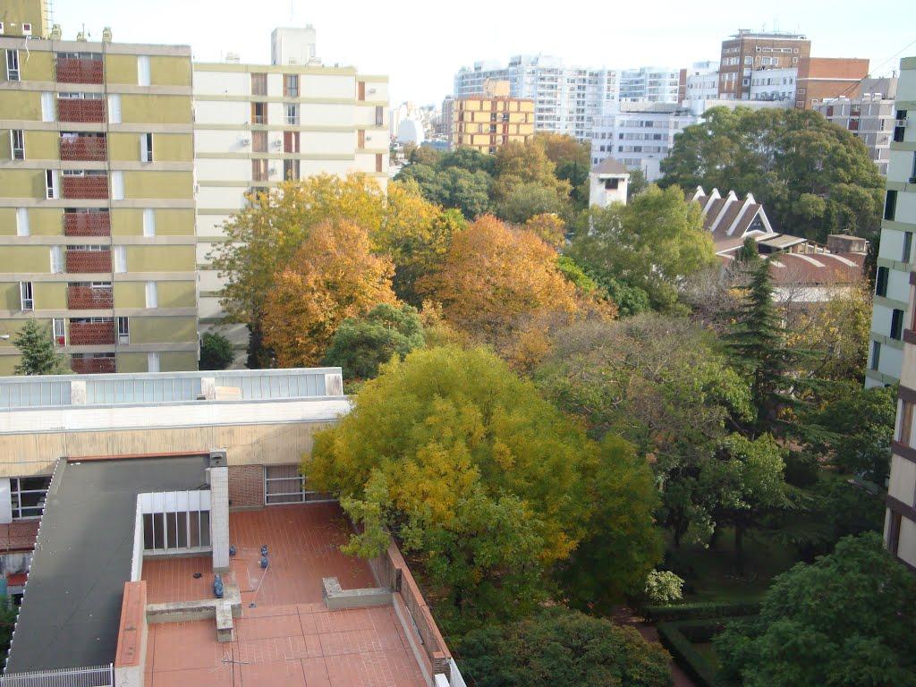 Catalinas sur un encantador barrio de la boca noticias for Barrio ciudad jardin sur bogota