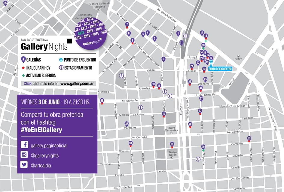 mapa gallery