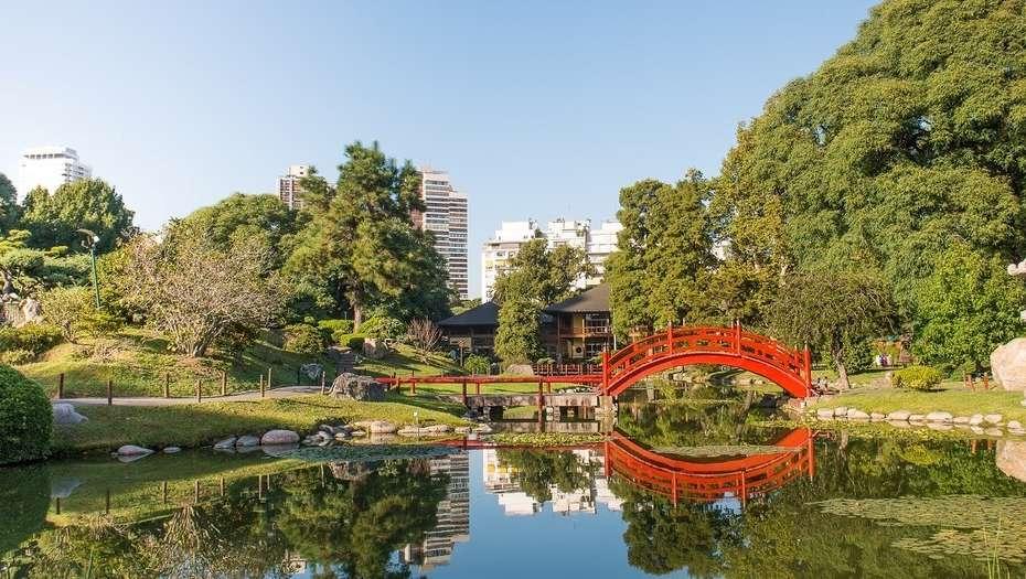 El jard n japon s celebra sus 50 a os noticias para la Jardin japones informacion