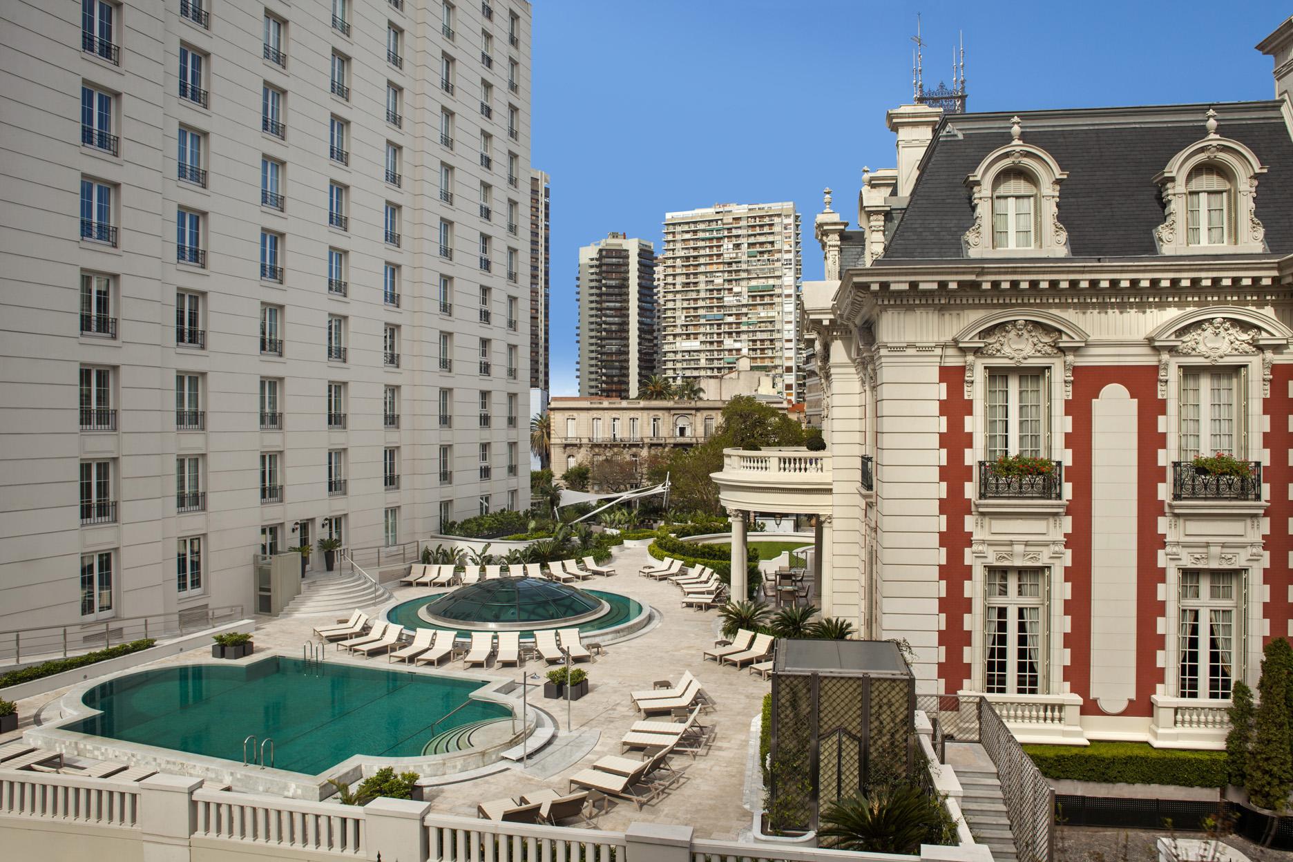 El Four Seasons Buenos Aires fue reconocido como el mejor hotel del país |  Noticias para la Ciudad